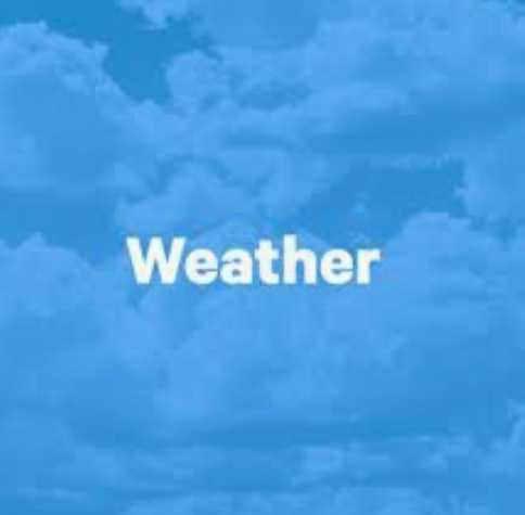 WEATHER: Weak unstable conditions are affecting the area