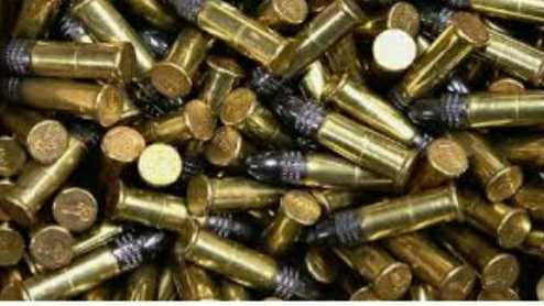 CDPF Intercepts Weapons and Ammunition Over The Weekend