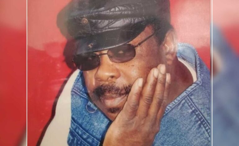 Death Announcement of 71 year old Dominique Sanderson better known as Bolo of Petite Soufriere who resided in New York