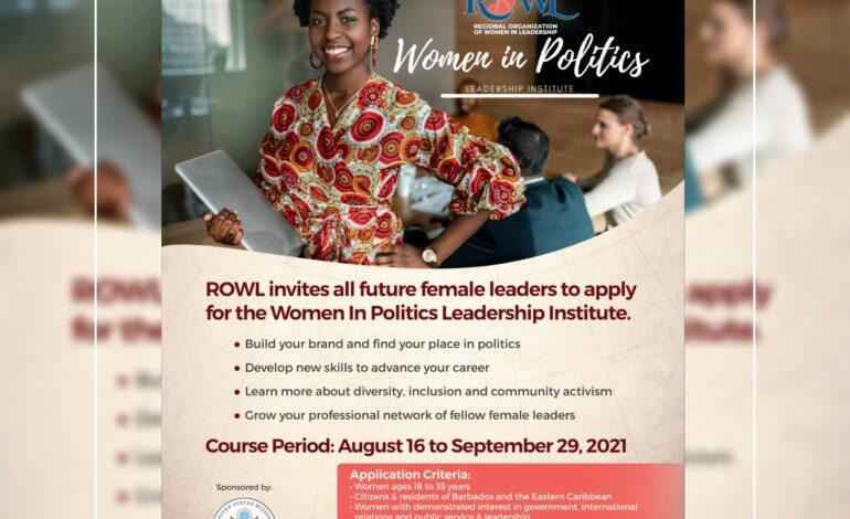 New Regional Women's Leadership Organization to Coordinate US Embassy's WIPLI Program