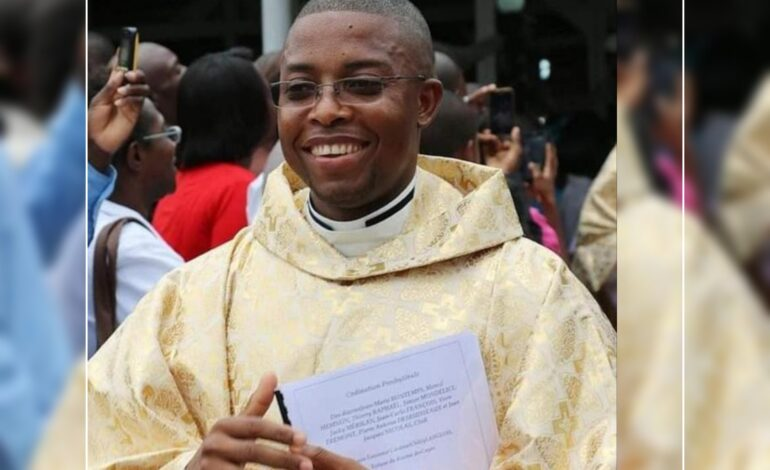 Message of Condolences by Most Rev. Gabriel Malzaire Bishop of Roseau on the passing of Fr. Jacky Merilan
