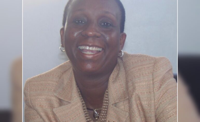 Dr. Valda Henry appointed as first woman Deputy General of the ECCB