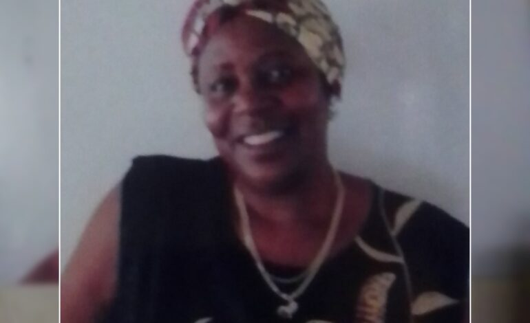 Death Announcement of 76 year old Theona Rosaline Prosper of Wesley