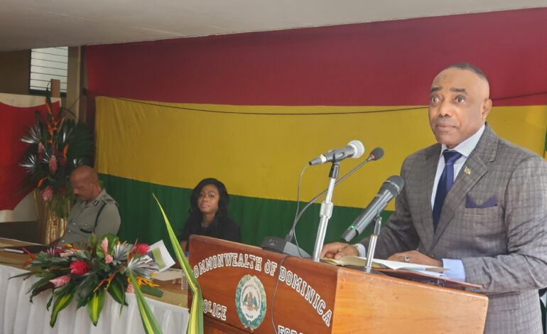 Dominica Launched New Biometric Passport