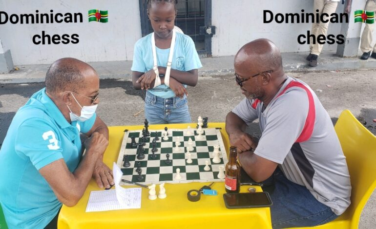 Announcement: In Search of Chess players