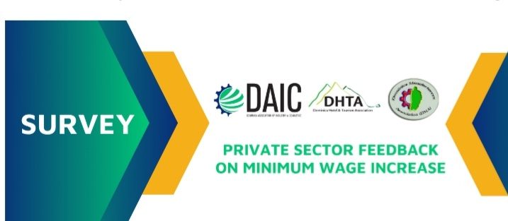 Dominica Private Sector Invited to Participate in Survey on the Impact of the Increase in Minimum Wage