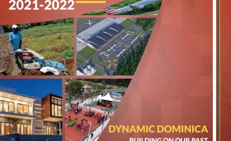 2021/22 Budget Address Presented by Prime Minister Roosevelt Skerrit