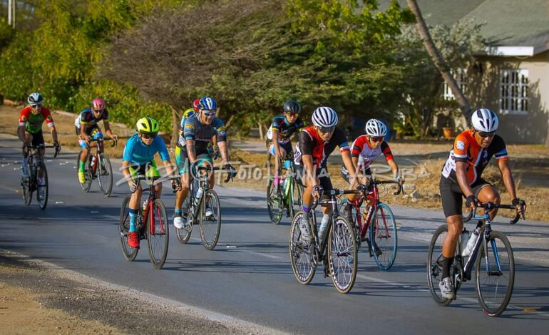 Dominica participates in the Caribbean and Pan American Cycling Championships