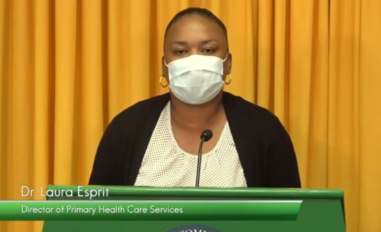 Health Care Officials urge Dominicans to follow protocols as the fight against Covid-19 continues