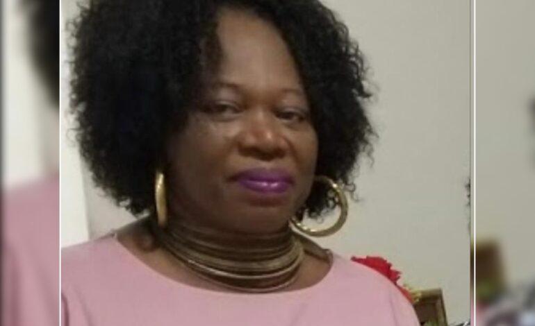 DEATH ANNOUNCEMENT OF VERONICA MARTHA JOSEPH AGE 57 OF BOETICA, WHO RESIDED AT LEBLANC LANE.