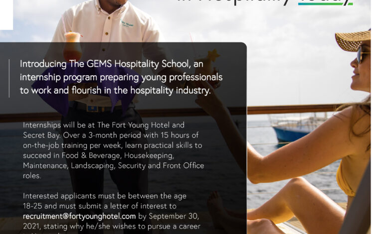 Become a leader in Hospitality Today