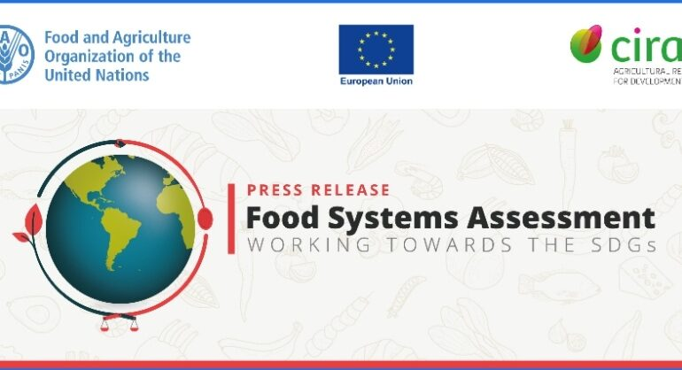 Barbados and The Eastern Caribbean States launch of Stakeholders Consultation Workshop on the Assessment of Food Systems