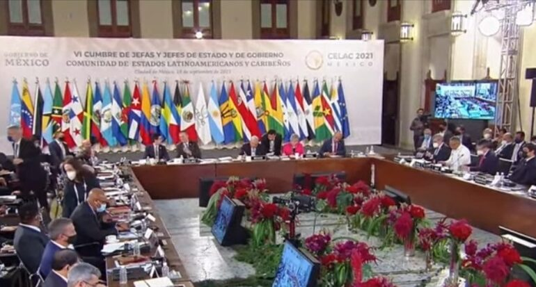 Prime Minister Skerrit's address to the CELAC Summit in Mexico City