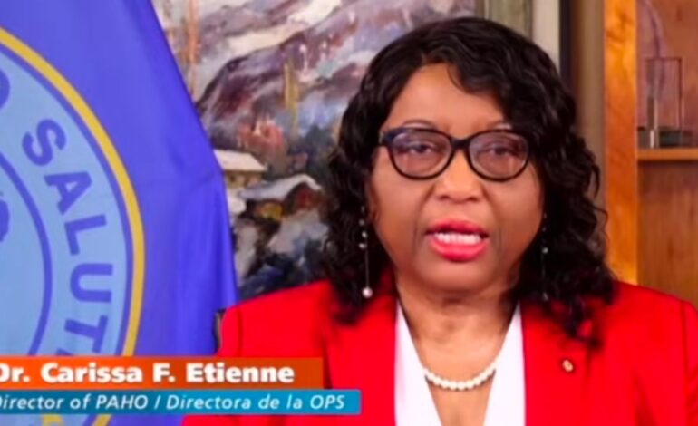 PAHO Director calls for strengthened regional health systems in wake of COVID-19 pandemic during opening of Directing Council