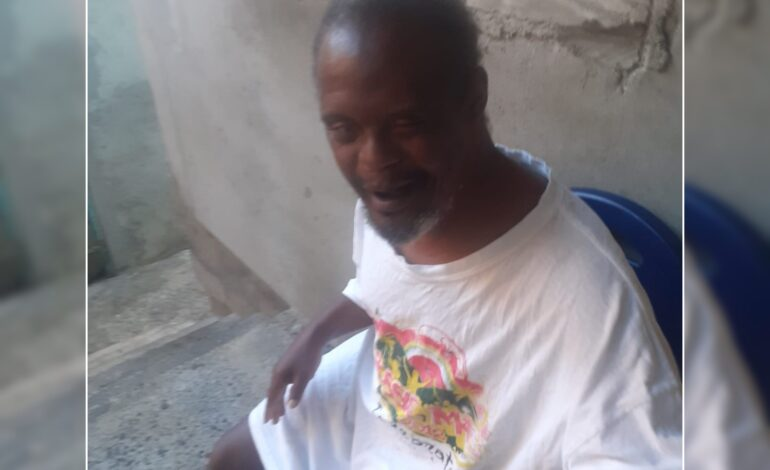 Death Announcement of 53 year old Alphonso Edwin Thomas better known as Fanso of Zicak Portsmouth