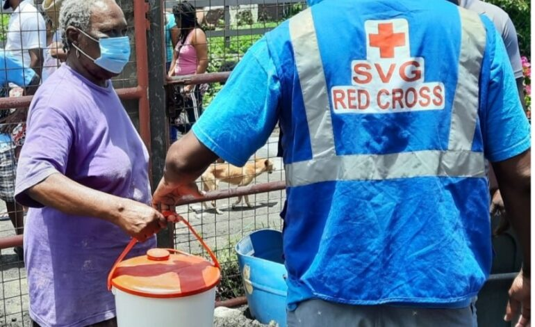 La Soufrière Volcano: Six months later, humanitarian support still needed