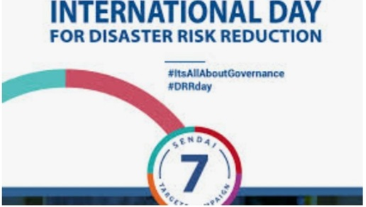 DAIC Recognizes International Day for Disaster Risk Reduction