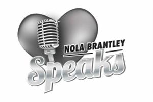 Nola Brantley Speaks logo