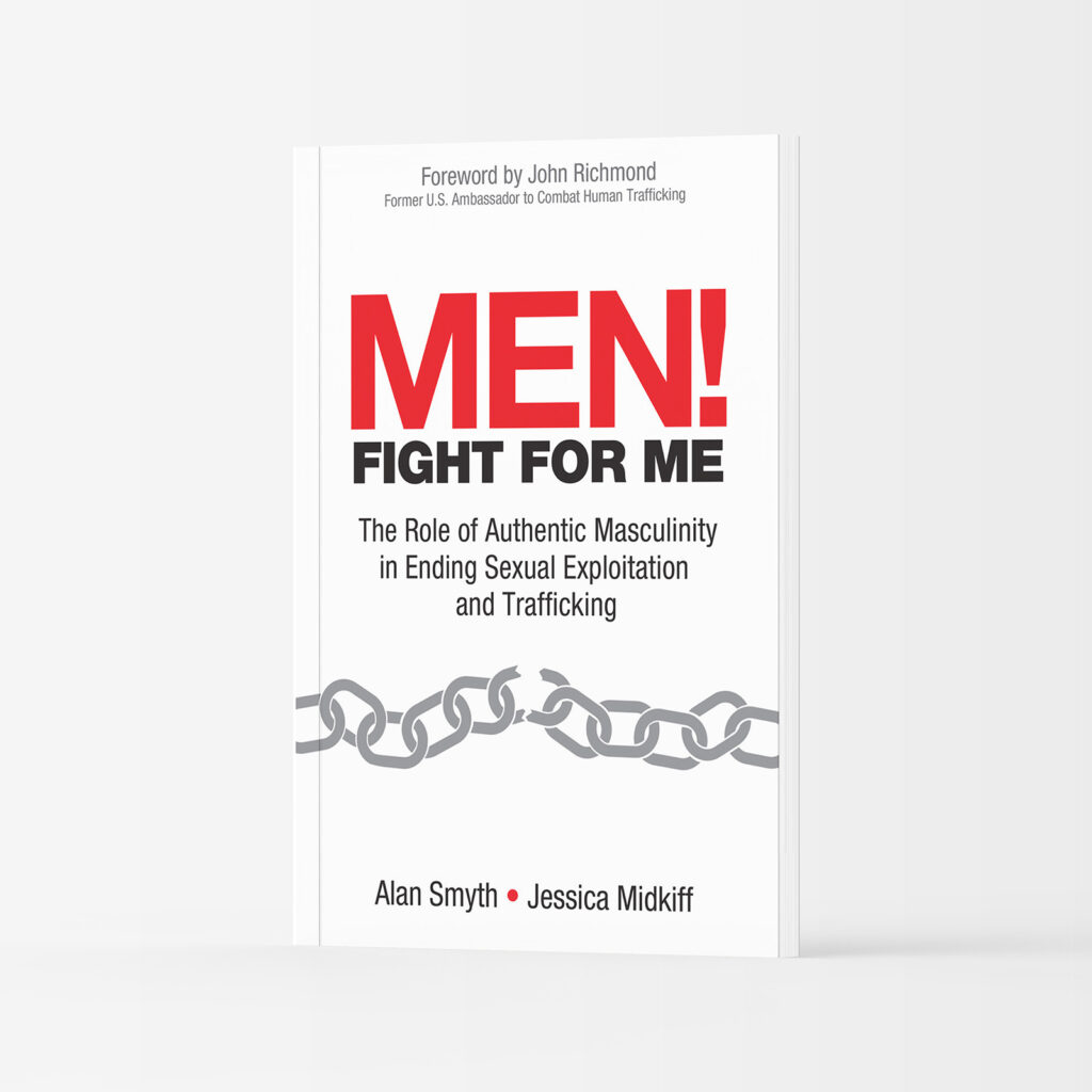 Men! Fight for Me book