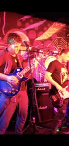 Veritalis performing at Rics Bar