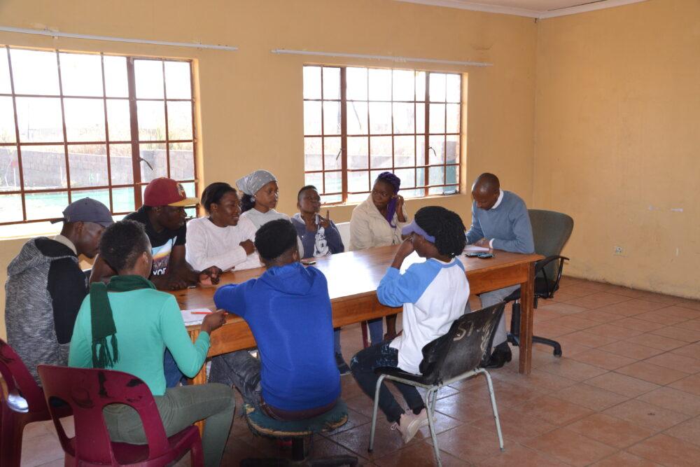Adolescent Development Program class - July 2019