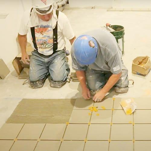 Enterprise flooring installers laborers Image 500px