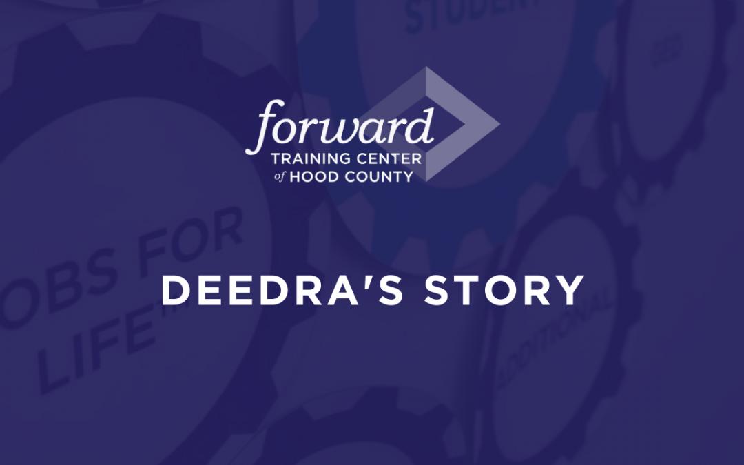 Deedra's Story