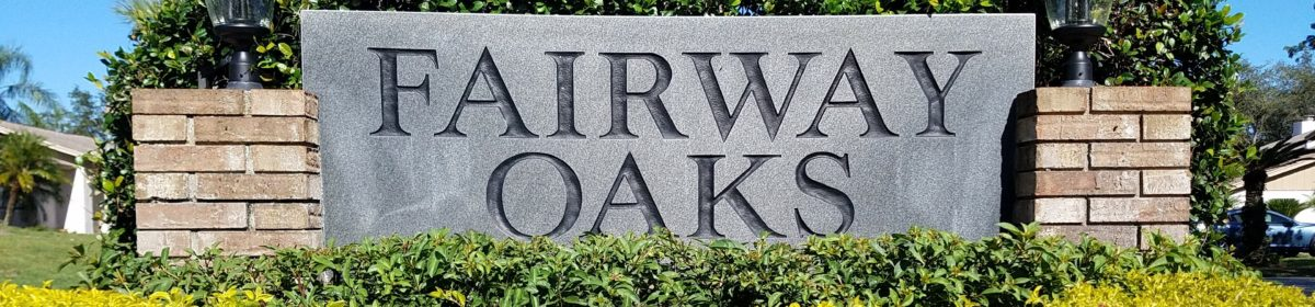 Fairway Oaks Homeowners