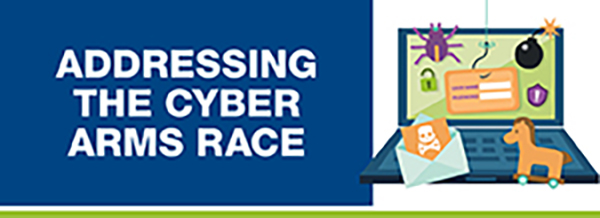 Addressing the Cyber Arms Race