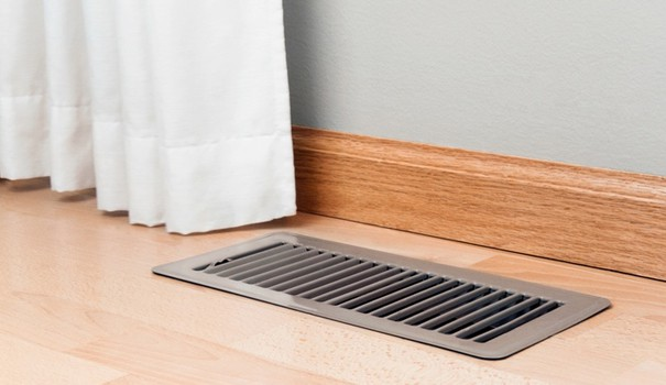 Residential Air Duct Cleaning Service - Registers and Diffusers
