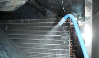 Residential Home Furnace Evaporator Coil Cleaning in Colorado