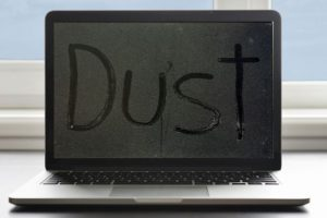 Building Air Duct Cleaning - Dusty Computers