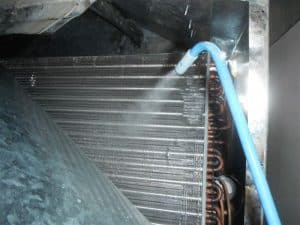 Commercial HVAC Coil Cleaning