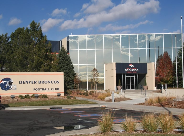 Air Duct Cleaning in the Denver Broncos Headquarters