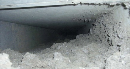 Why Clean Commercial HVAC Air Dirty Duct in Colorado 1