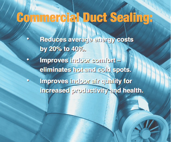 Commercial Air Duct Sealing in Colorado