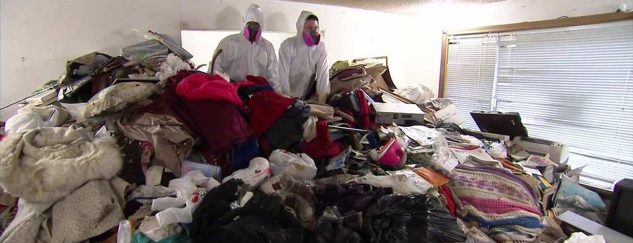 Envirosafe Pest Control of Charlotte Hoarding clean up