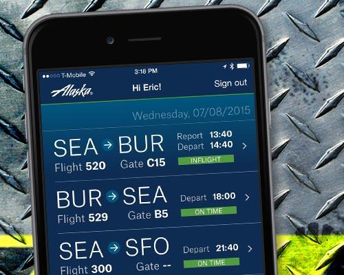 Flight Attendant Mobile