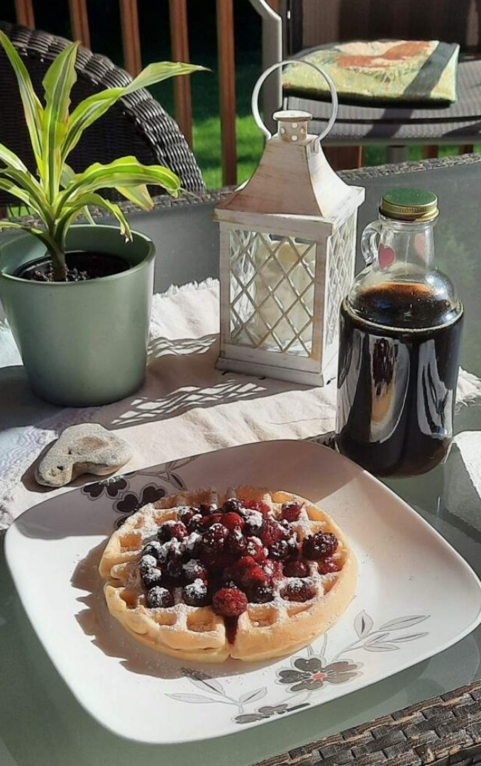 maple haven continental breakfast