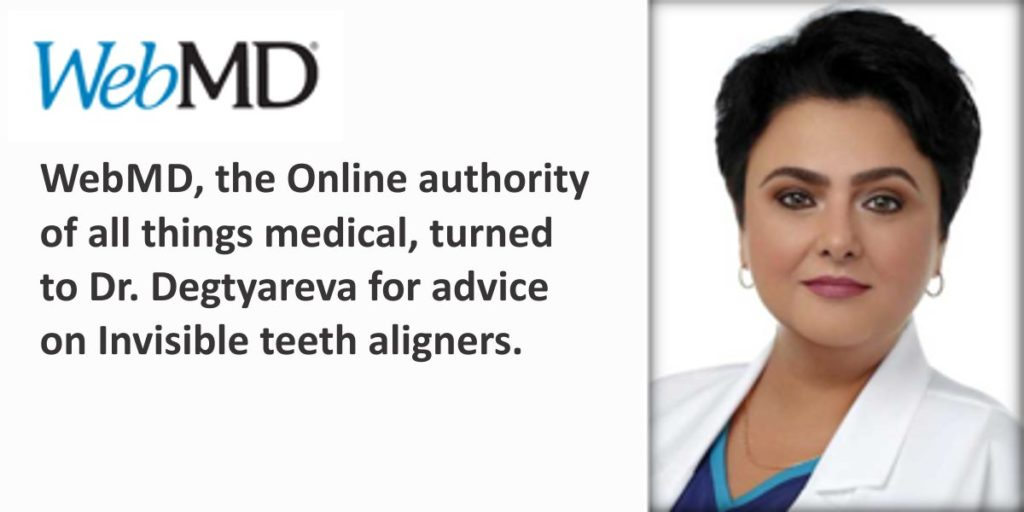 Dr. Degtyareva – WebMD's Trusted Source - image WebMD-Dr.-Margarita-blog-page-image-1024x512 on https://alwaysbeautifulsmile.com