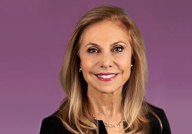 A headshot of Doctor Cynthia Motassian