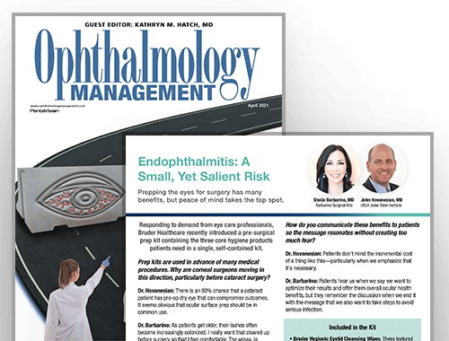 Endophthalmitis Roundtable feature