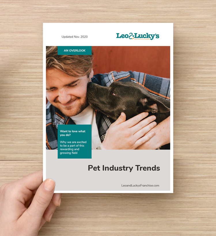 leo and luckys pet industry white paper