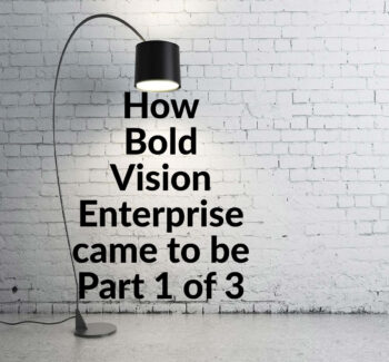 bold vision podcast 2