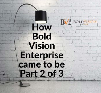 Bold Vision Podcast