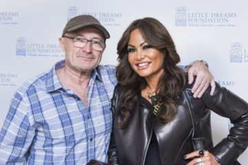 Phil Collins And Orianne Collins And Faena Hotel