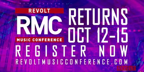 REVOLT Music Conference 2017 In Miami Beach