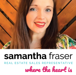 Samantha Fraser - Real Estate Agent