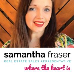 Samantha Fraser - Real Estate Agent
