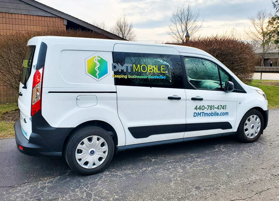 DMT Mobile Professional On-Site Consultation